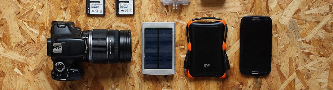 Review: Equipamento fotográfico – Canon T3i + Lente + Tripé
