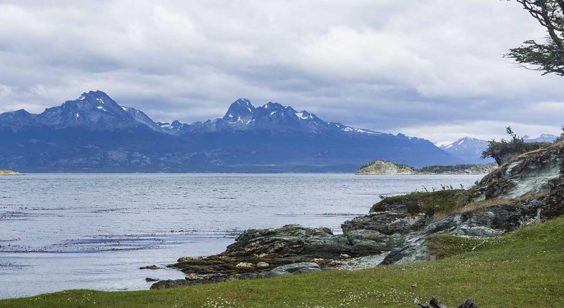 Parque Nacional Tierra del Fuego – Senda Costera, descanso e fogo