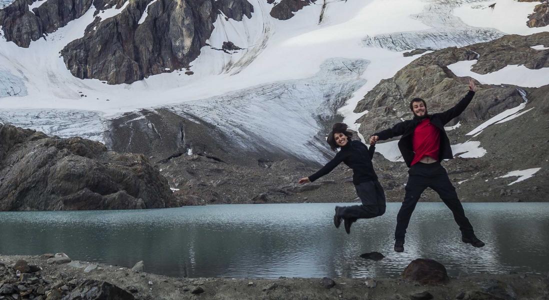 Paso de Las Ovejas – Lagunas Encantada e de los Tempanos