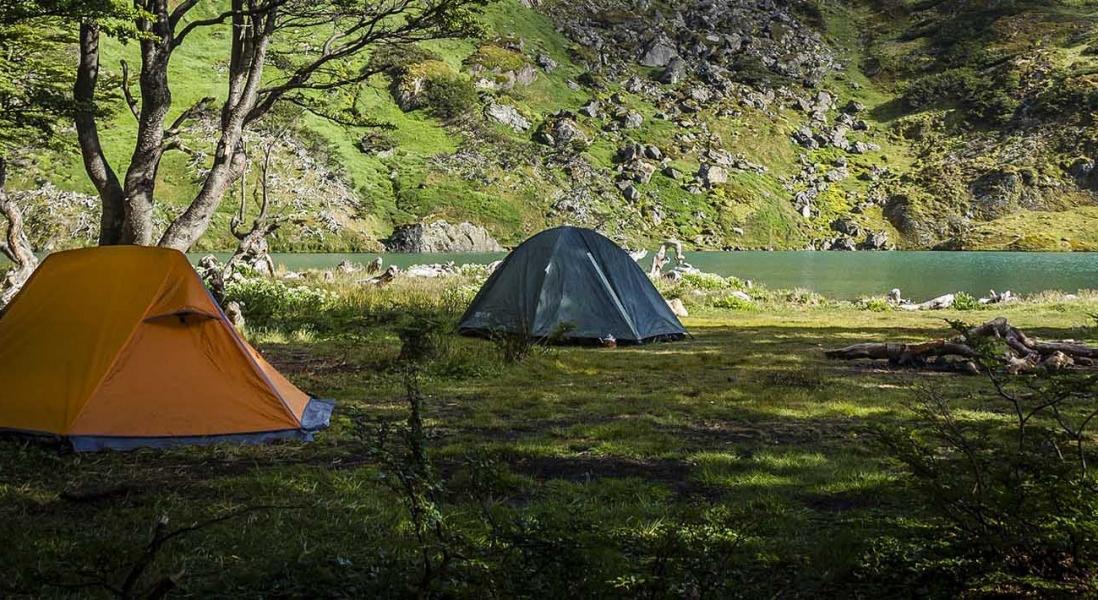 Paso de Las Ovejas – Laguna del Caminante e Cañadon de las Ovejas
