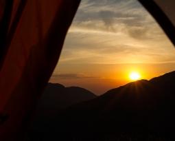 7 de setembro no Pico Paraná