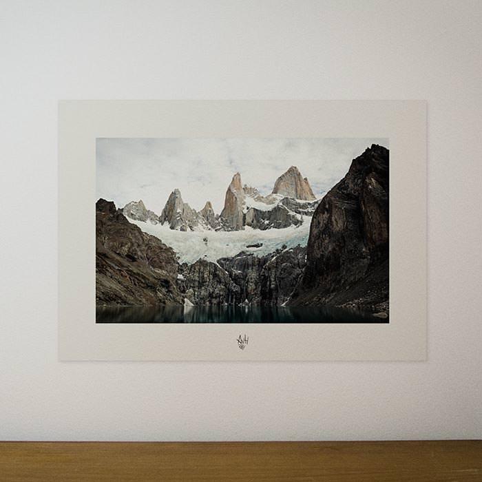 Quadro / Pôster – Laguna Sucia