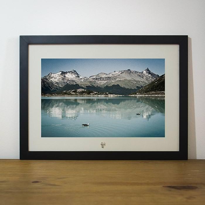 Quadro / Pôster – Laguna Esmeralda
