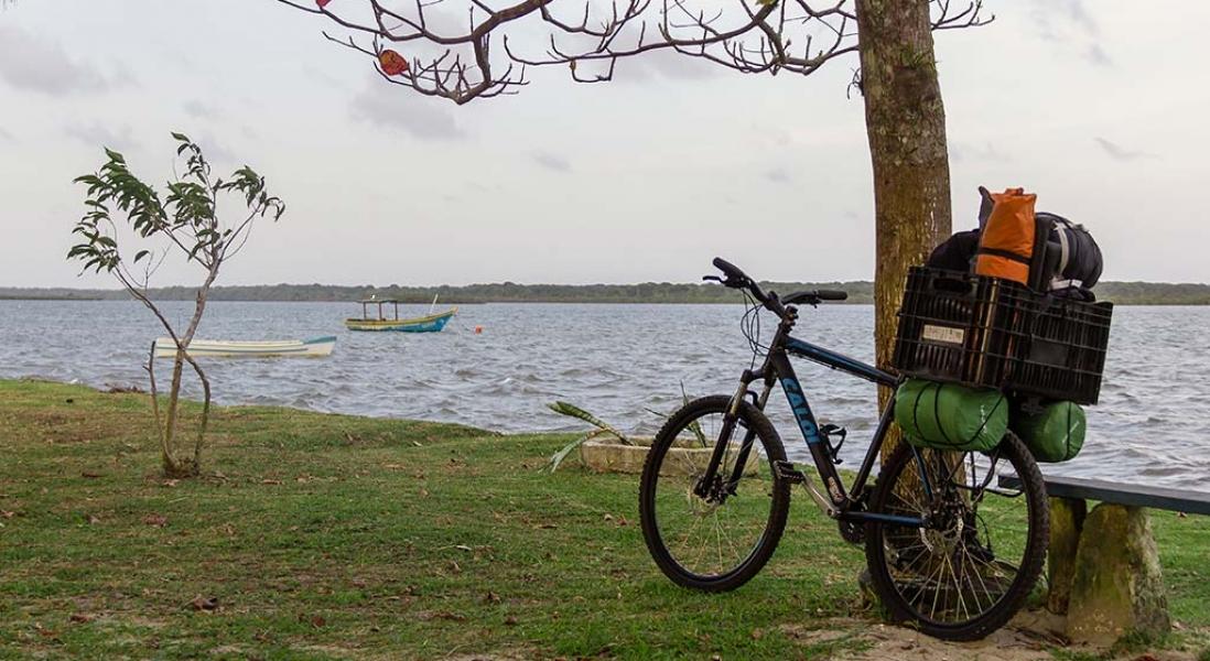 Cicloturismo – Preparação da viagem pelo litoral