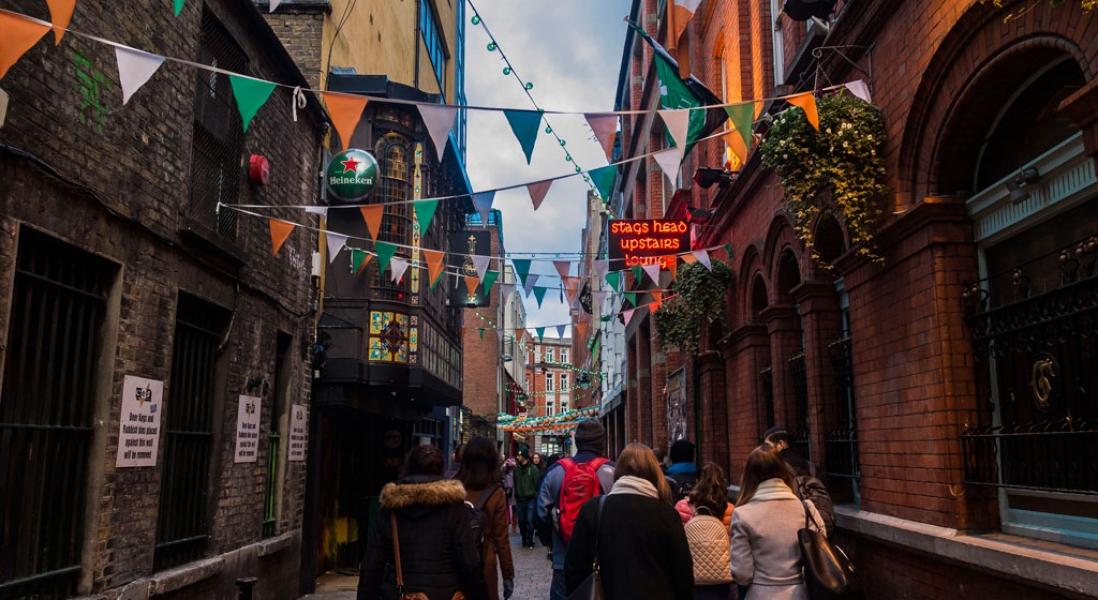 Intercâmbio na Irlanda depois de 5 meses
